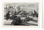 The Naval Manoeuvres: Life of a Blue Jacket on Board H.M.S. Conqueror: Jack's Siesta by Anonymous