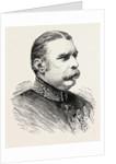 Mr. A.C.S. Barkly, C.M.G., F.R.G.S. Ex-Governor of Heligoland, German, Danish, British, UK by Anonymous
