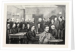 The International Chess Congress: Some of the Chief Members of the Liverpool Chess Club by Anonymous