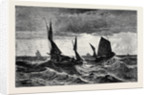 Herring Fishing in the Channel by Anonymous