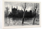 The Floods: Scene at Eton by Anonymous