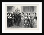 Evening Party at Prussia House by Anonymous