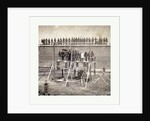 Execution of the Conspirators, the Drop. Photographic Incidents of the War from Gardner Photographic Art Gallery, Seventh Street, Washington, Photographer to the Army of the Potomac by Anonymous
