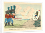 St. James's Volunteers Firing at a Target at Kilburn Wells by Anonymous