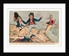 John Bull Fighting the French Single Handed by Anonymous