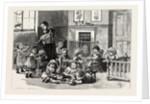A Nursery, Great Wild Street, London by Anonymous