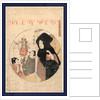 Judanme, Act ten of the Chushingura by Kitagawa Utamaro