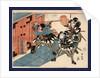 Juichidanme, Act eleven of the Chushingura by Utagawa Kuniyasu