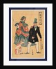 Sho utsushi igirisujin, True sketch of British citizens by Utagawa Yoshikazu
