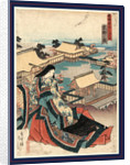 Kyoto No Zu, View of Kyoto by Anonymous