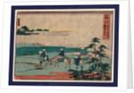 Fujikaw by Katsushika Hokusai