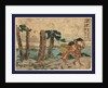 Numaz by Katsushika Hokusai