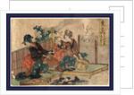 Kuwan by Katsushika Hokusai