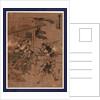 Junidanme, Act twelve of the Kanadehon Chushingura by Katsushika Hokusai