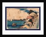 Kanagaw by Ando Hiroshige