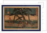 Akasak by Ando Hiroshige