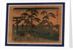 Kakegaw by Ando Hiroshige