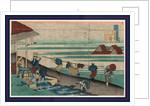 Dainagon tsunenob by Katsushika Hokusai