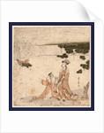 Saru no ikigimo, Tale of the monkey's liver by Utagawa Toyohiro