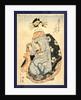 Matsubaya uchi Yachiyo, The courtesan Yachiyo of Matsuba-ya by Kikukawa Eizan
