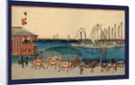 Takanawa no zu, View of Takanawa by Ando Hiroshige