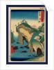 Noto, taki no ur by Ando Hiroshige
