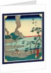 Okits by Utagawa Hiroshige