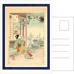 Uzuki, The fourth month by Mizuno Toshikata