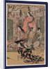 Taiko gosai rakuto yukan no zu, Hideyoshi and his wives by Kitagawa Utamaro