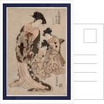 Kanaya Uchi Ukifune Ukifune of the Hose of Kanaya by Anonymous