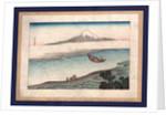 Fukeiga by Katsushika Hokusai