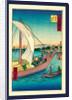 Fukeiga by Ando Hiroshige