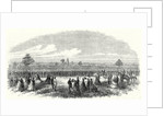 Dedication of the Monument on the Battlefield of Bull Run Virginia 15 July 1865 by Anonymous