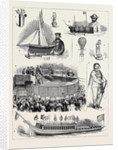The Naval and Submarine Engineering Exhibition at Islington by Anonymous