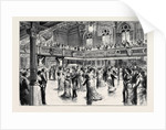 The British Fabric Ball at Shipley by Anonymous