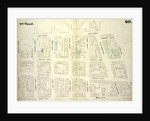 Map bounded by West Street, Amos Street, Hudson Street, Hamersly Street, New York by Anonymous