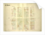 Map bounded by College Place, West Broadway, Reade Street, Broadway, Park Place; Including Church Street, Murray Street, Warren Street, Chambers Street, New York by Anonymous