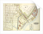 Map bounded by Van Pelt St., Greenpoint Ave., Hunters Point Ave., Borden Ave., Howard St., Spring St., Preston St; Including Pine St., New York by Anonymous