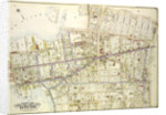 Map bounded by Hoyt Ave., Emily Terrace, Edward St., Barclay St., Vanalst Ave., Woolsey Ave., De Bevoise Ave. Bradford St., Lockwood St., New York by Anonymous