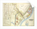 Map bounded by Water St., Marsh St., Proposed Canal; Part of Long Island City Ward One Part of Old Wards 1 & 2, New York by Anonymous