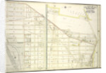 Map bounded by Middleburg Ave., Woodside Ave., Celtic Highway to Calvary Cemetery Ave., Bushwick and Newtown Turnpike, New York by Anonymous