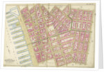 Map bounded by Charles St., W. 3rd St., S. 5th Ave., Broome St., Hudson River, New York by Anonymous