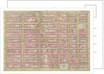 Map bounded by E. 36th St., Lexington Ave., W. 25th St., 8th Ave., New York by Anonymous