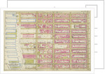 Map bounded by W. 36th St., 8th Ave., W. 25th St., Hudson River, New York by Anonymous