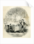David Copperfield 'the Friendly Waiter and I' by Anonymous