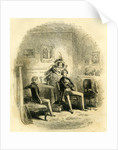 David Copperfield 'I Make the Acquaintance of Miss Moucher' by Anonymous