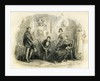 David Copperfield 'Mr. Peggotty and Mrs. Steerforth' by Anonymous