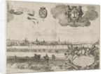 View of Haarlem C by Samuel Ampzing