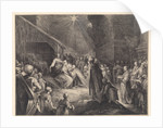 Adoration of the Kings by Jan Harmensz. Muller
