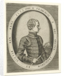 Portrait of King Francis II of France by Hieronymus Cock